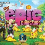 JeuDeClick : Gamelyn Games annonce Tiny Epic Dinosaurs sur KS le 14 Octobre 2019