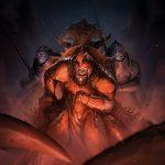 Couverture rouge (n° 4) de Abyss Conspiracy (plus qu'une à découvrir pour faire son choix)