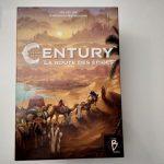 Insert 3D pour la trilogie Century