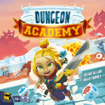 Dungeon Academy – Le test en famille