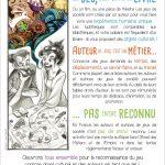 Campagne de communication pour les auteurs par 2 associations : SAJ et GBL