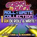 Roll & Write Collection – Un an de Roll & Write !