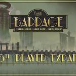 En ligne: campagne KS de Barrage pour le 5ème joueur + correctifs du jeu de base
