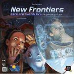 New frontiers en VF dispo en précommande (livraison mi novembre)