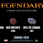 Legendary: A Marvel Deck Building Game : extensions annoncées