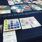Garphill games / Arkus Games : nouveau proto de draft de dés