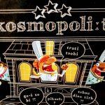 [kosmopoli:t] : Venez manger dans le restaurant le plus pluriculturel au monde