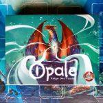 Concours Facebook pour gagner un exemplaire d'Opale