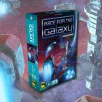 Une nouvelle édition de Race For The Galaxy sera disponible en 2020 aux éditions Matagot en VF