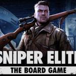 Rebellion se lance dans le jeu de société avec Sniper Elite