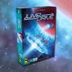 Jump Drive chez Matagot en VF pour 2020 (jeu de cartes qui permet d'initier les joueurs à l'univers de Race for the Galaxy)