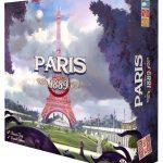 Sorry We Are French : Paris 1889  (le stand alone/suite dans l'univers de Greenville 1989) se dévoile un peu plus aujourd'hui avec 3 cartes