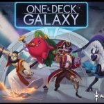 One Deck Galaxy : print & play et règles (en anglais)