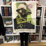 Space Cowboys : Gagnez cette magnifique affiche Unlock! Grand format, tirage limité, numérotée à la main 1/50, signée