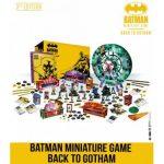 Batman Miniature Game: Back to Gotham Box Set disponible en précommande / en anglais (livraison janvier 2020)