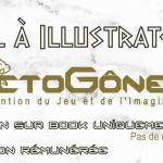 Appels à illustrateurs par Octogones