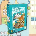 Le jeu #Boomerang Australia de Grail Games, arrive aux éditions Matagot en VF avec un tout nouveau look !