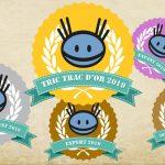La finale des Tric Trac d'Or ! A vos votes!