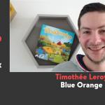 N°112 – Blue Orange