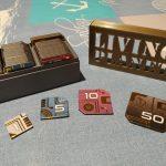 Rangement 3D pour Living Planet