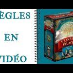 Crystal Palace: vidéo règles en VF par Ludomaniaque