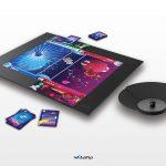 CES 2019 : SquareOne par Wizama, la 1ère console de jeu de société