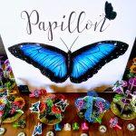 Papillon : Créez mes plus grands massifs de fleurs