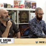 Lumberjacks Studio / Gamme Coffee Break chez TT avec Bruno Cathala et Théo Rivière