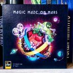 Magic Maze on Mars : Partons à la conquête de Mars