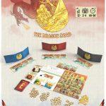 Almanac : the dragon road ; le prochain jeu KS de Mr Tiny Epic (détails en français et très bien conté)