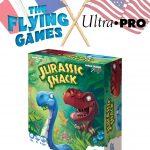 Ultra Pro va lancer les jeux de The Flying Games aux Etats-Unis, en Australie et en Nouvelle-Zélande (grâce à Blackrock leur distributeur)