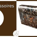 Conan, les accessoires : le plateau joueur par Meyklar