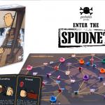 Sur KS Potato Pirates 2: Enter The Spudnet / Un jeu de société sur la cybersécurité et les réseaux informatiques
