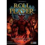 Extension de Roll Player (Monstres & Sbires) dispo en préco en VF (livraison mars)