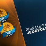 Les gagnants du « Prix Jeudéclick 2020