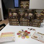 Pearl Games a reçu les Proto de Troyes Dice (jouable au FIJ 2020)