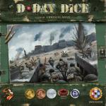 Le comboteur fou : review D Day Dice (2nde édition)
