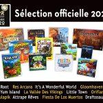 As d'or 2020: les nominés ! Belle sélection !!