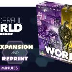 It's a wonderful World: le KS reprint & extension bat son plein ! (j'ai pledgé et vous?)