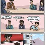 Humour : Marvel champions rupture