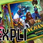 Tric Trac TV: règles de Enchanters en VF chez Mythic Games qui lance une nouvelle gamme (campagne en Février)