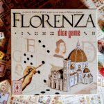 Florenza Dice Game : Enfin un roll & write expert