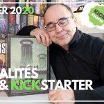 Actualités Jeux & Kickstarter – 8 février 2020