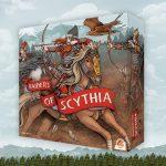 Raiders of scythia par Garphill Games sort cette année :  sur les mécanismes de raiders