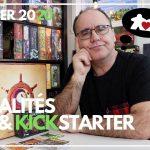 Actualités Jeux & Kickstarter du 15 février 2020