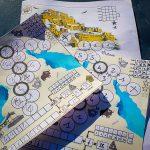 Trek 12 : Proto de Bruno Cathala + Corentin Lebrat a venir chez lumberjack