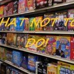 En anglais: conseil pour les magasins de jeux