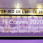 Articles FIJ2020 de Carnet des Geekeries : superbes photos, superbes retours