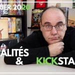 Actualités Jeux & Kickstarter – 29 février 2020.