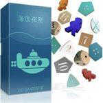 Deep Sea Adventure vendu en 200K exemplaires pour 52 tirages